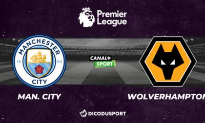 Football - Premier League notre pronostic pour Manchester City - Wolverhampton