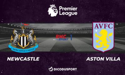 Football - Premier League notre pronostic pour Newcastle - Aston Villa