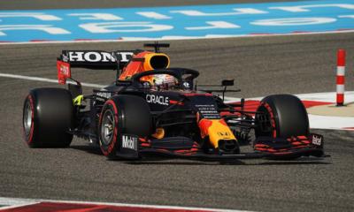 Grand Prix de Bahreïn : Max Verstappen survole les essais libres 3