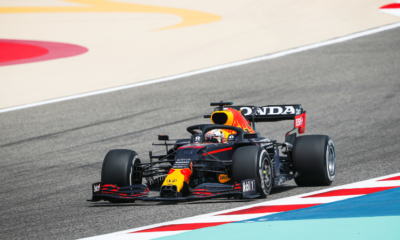 Grand Prix de Bahreïn : Verstappen domine les essais libres 1, Mercedes en embuscade