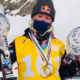 Gros globe en freeski et petit globe du slopestyle pour Tess Ledeux