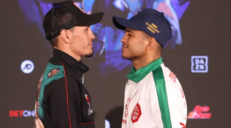 Le combat du week-end : Roman Gonzalez vs Juan Francisco Estrada, acte 2