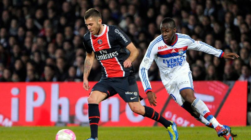 Ligue 1 - Quand l'OL et le PSG nous livraient un match d'anthologie en 2012