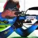 Mondiaux jeunes de biathlon : les Bleus en argent sur le relais masculin