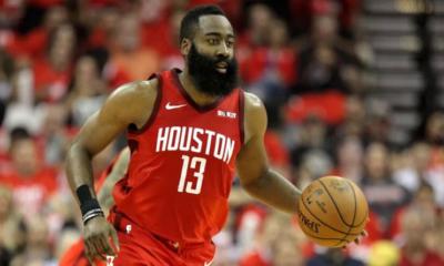 NBA - James Harden dans la légende des Rockets