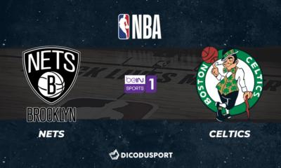 NBA notre pronostic pour Brooklyn Nets - Boston Celtics