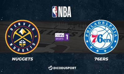 NBA notre pronostic pour Denver Nuggets - Philadelphia 76ers
