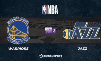 NBA notre pronostic pour Golden State Warriors - Utah Jazz