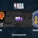 NBA notre pronostic pour Indiana Phoenix Suns - Golden State Warriors
