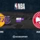 NBA notre pronostic pour Los Angeles Lakers - Atlanta Hawks