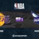 NBA notre pronostic pour Los Angeles Lakers - Charlotte Hornets
