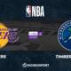 NBA notre pronostic pour Los Angeles Lakers - Minnesota Timberwolves