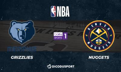 NBA notre pronostic pour Memphis Grizzlies - Denver Nuggets