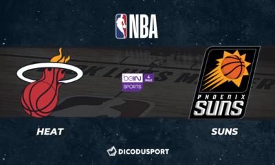 NBA notre pronostic pour Miami Heat - Phoenix Suns