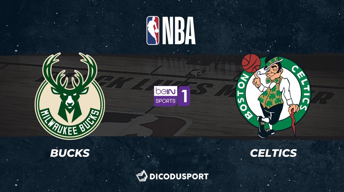 NBA notre pronostic pour Milwaukee Bucks - Boston Celtics