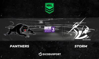 NRL 2021 notre pronostic pour Penrith Panthers - Melbourne Storm
