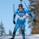 Nove Mesto : Simon Desthieux sur le podium de la poursuite derrière les frères Boe