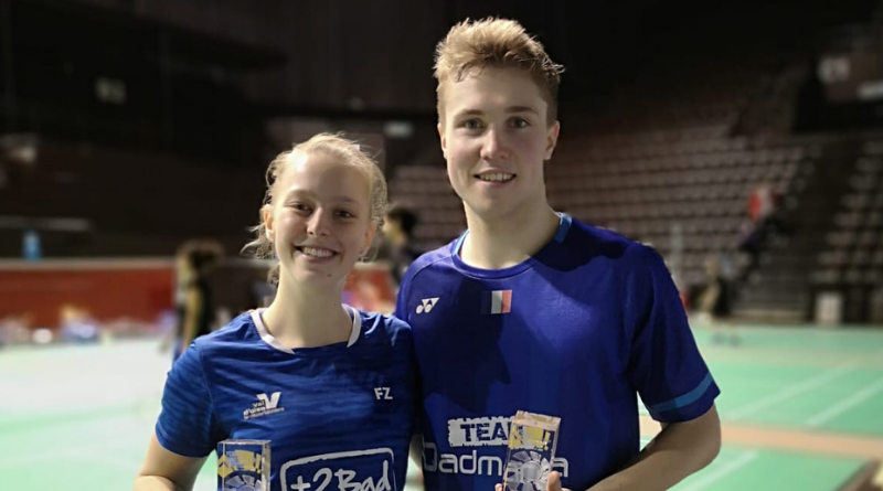 Open de Suisse : Premier tournoi Super 300 pour la paire Delrue/Gicquel