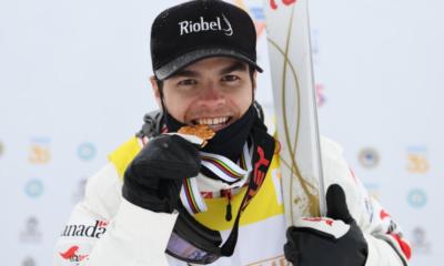 Ski de bosses - Anastasia Smirnova et Mikaël Kingsbury sacrés