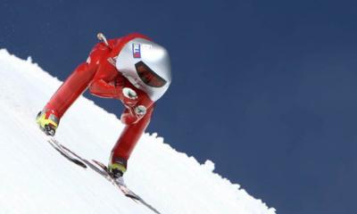 Ski de vitesse : Simon Billy remporte la première Coupe du monde de la saison en Suède