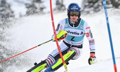Slalom de Lenzerheide - Clément Noël et Alexis Pinturault sur le podium, Feller s'impose