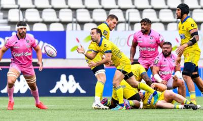 Top 14 - Clermont s'impose sur la pelouse du Stade Français