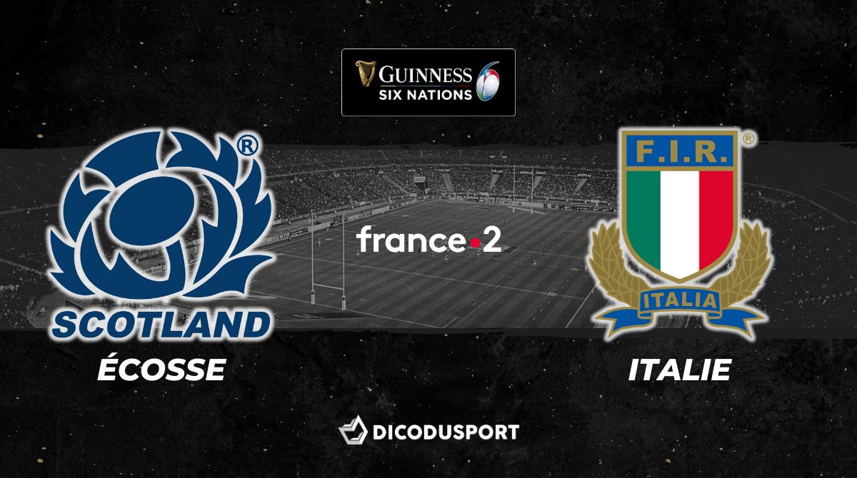 Tournoi des 6 Nations 2021 : Notre pronostic pour Écosse - Italie