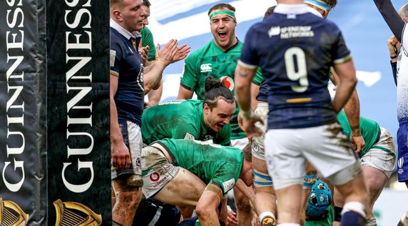 Tournoi des 6 Nations - L'Irlande s'impose en Écosse