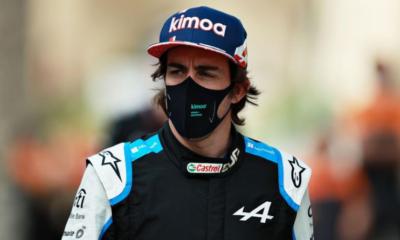 Un emballage de sandwich aurait causé l'abandon de Fernando Alonso