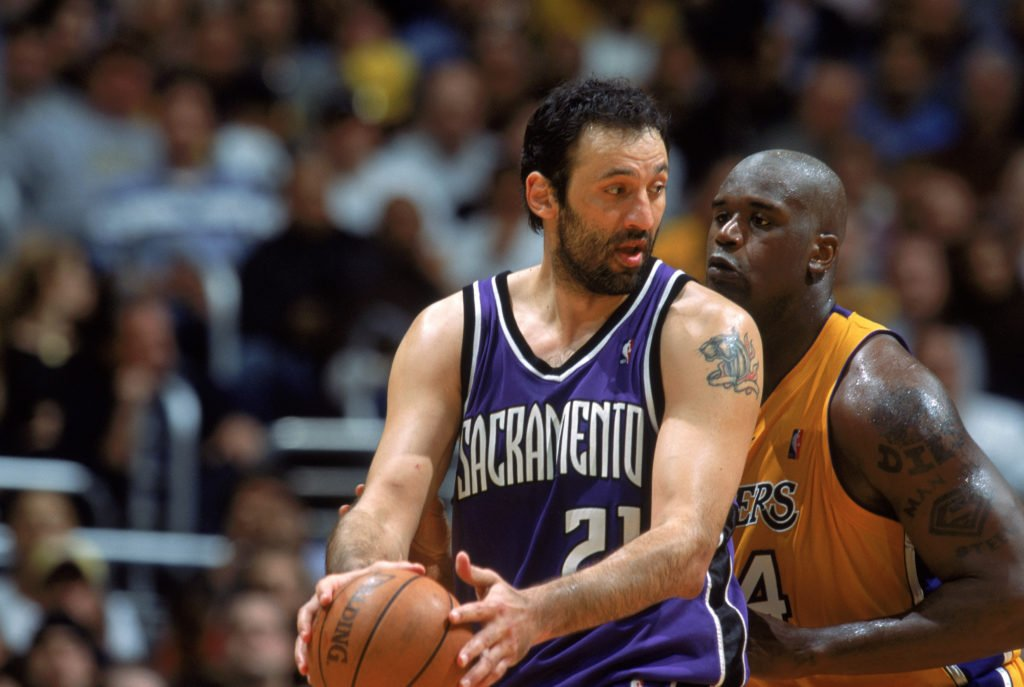 Vlade Divac - Photo Getty Images
