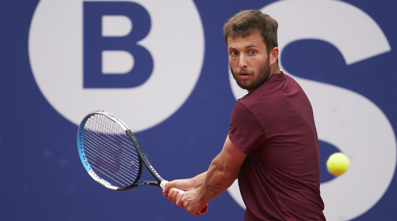 ATP Barcelone- Moutet impuissant contre Schwartzman