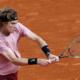 ATP Monte-Carlo - Andrey Rublev terrasse Rafael Nadal