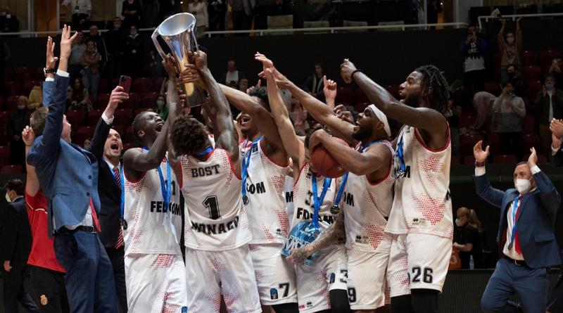Basket - Eurocup - Monaco sur le toit de l'Europe