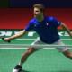 Championnats d'Europe de badminton : Leverdez en quarts, Batomene éliminée
