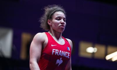 Championnats d'Europe de lutte - Koumba Larroque en or