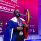 Championnats d'Europe d'haltérophilie 2021 - Dora Tchakounté triple médaillée