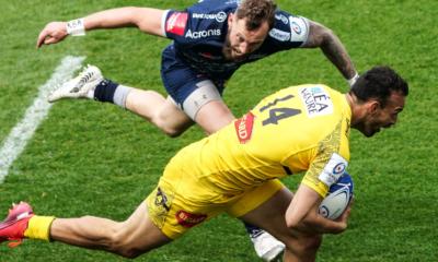 Champions Cup - La Rochelle domine Sale et rallie les demies
