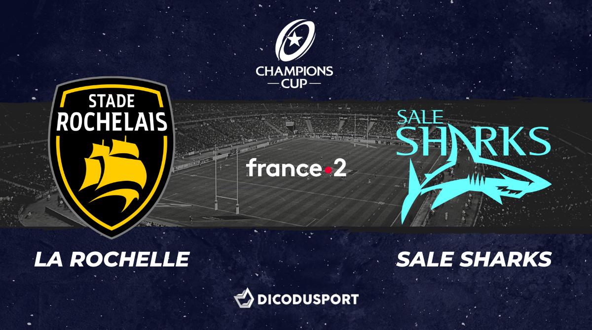 Champions Cup notre pronostic pour La Rochelle - Sale Sharks