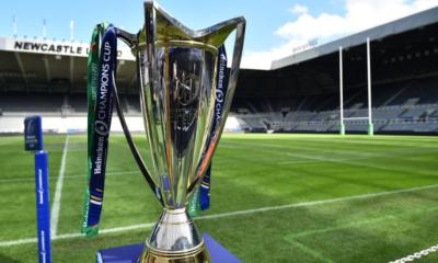 Champions Cup / Challenge Cup : Les finales se joueront à Twickenham