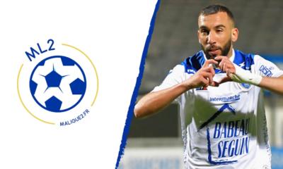 Dorian Waymel - Ma Ligue 2