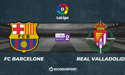 Football - Liga notre pronostic pour FC Barcelone - Real Valladolid