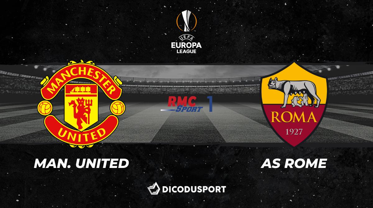 Football - Ligue Europa notre pronostic pour Manchester United - AS Rome