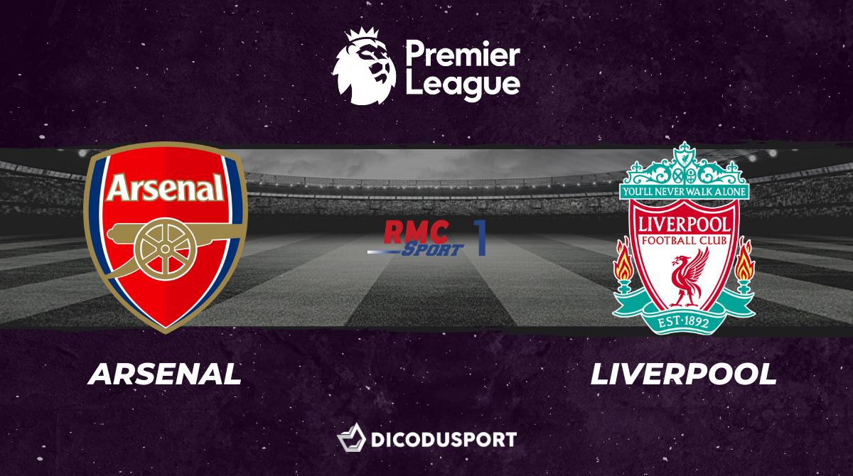 Football - Premier League notre pronostic pour Arsenal - Liverpool