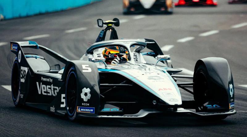 Formule E - ePrix de Rome - Le Belge Stoffel Vandoorne vainqueur de la course 2