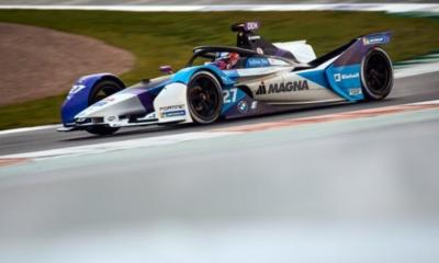 Formule E - ePrix de Valence - Victoire surprise de Jake Dennis lors de cette course 2