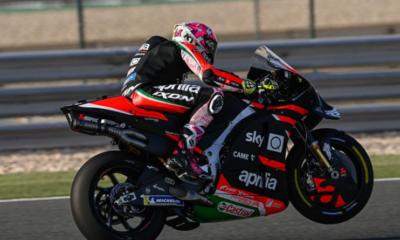 Grand Prix de Doha - Aleix Espargaro meilleur temps des FP1, Quartararo 7ème