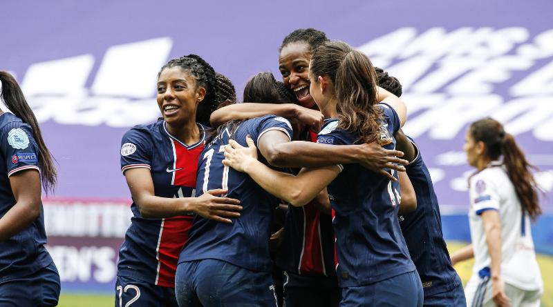 Ligue des Champions féminine - Le PSG dompte Lyon et file en demi-finales