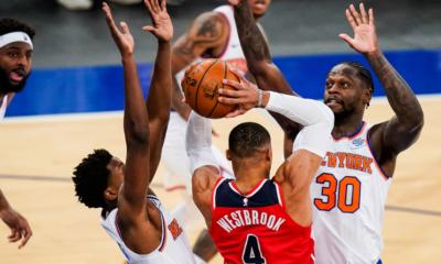 NBA - Coup d'arrêt pour les Knicks et les Wizards