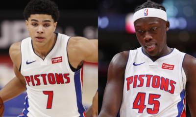NBA : Killian Hayes et Sekou Doumbouya retrouvent des couleurs à Détroit