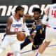 NBA - Le top 3 des arrières cette saison